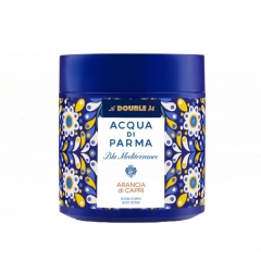 Acqua di Parma - Blu Mediterraneo - Arancia di Capri - Body Scrub - Double J. Collection