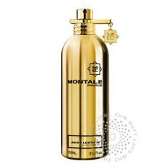 Montale - Gold Selection - Aoud Leather