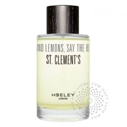 Heeley - Oranges and Lemons, say the Bells of St. Clement's
