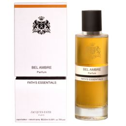 Jacques Fath Parfums - Fath's Essentials - Bel Ambre