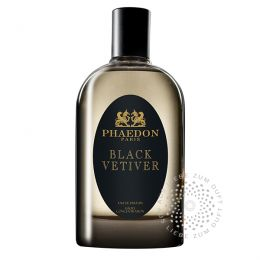 Phaedon Paris - Black Vetiver