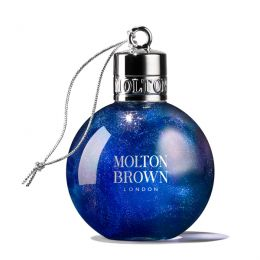 Molton Brown - Juniper Jazz Bath & Shower Gel - Festive Bauble