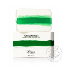 Baxter - VitaminCleansing Bar - Lime / Pomegranate