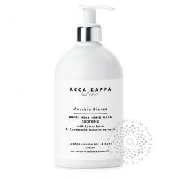 Acca Kappa - Muschio Bianco - Liquid Hand Wash