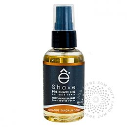 êShave - Pre Shave Oil - Orange Sandalwood