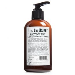 L:A Bruket - Body Lotion - No. 124 Sage / Rosemary / Lavender