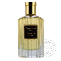 Grossmith London - Black Label Collection - Saffron Rose