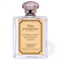 Taylor of Old Bond Street - Luxury Sandalwood Aftershave Lotion