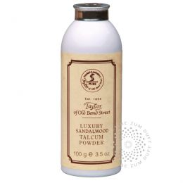 Taylor of Old Bond Street - Luxury Sandalwood Talcum Powder