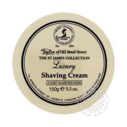 Taylor of Old Bond Street - St. James Collection Shaving Cream