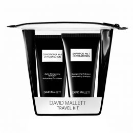 David Mallett - Travel Kit - Shampoo/Conditioner No.1