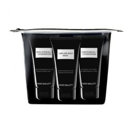 David Mallett - Travel Kit - Conditioner/Hair and Body Wash/Body Lotion