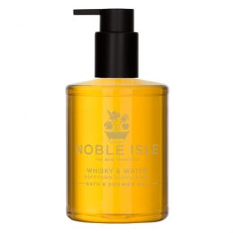Noble Isle - Whisky & Water - Bath & Shower Gel