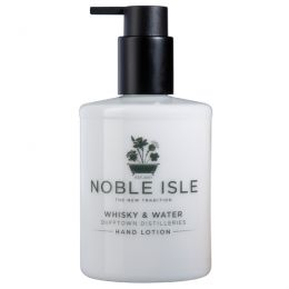Noble Isle - Whisky & Water - Hand Lotion