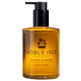 Noble Isle - Whisky & Water - Hand Wash