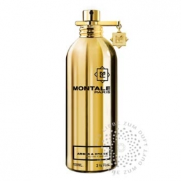 Montale - Gold Selection - Amber & Spices
