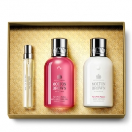 Molton Brown - Fiery Pink Pepper Fragrance Collection