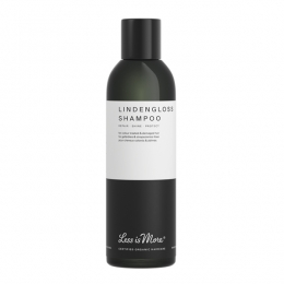 Less is More - Lindengloss Shampoo