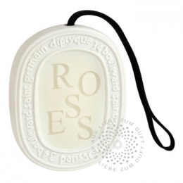 Diptyque - Roses / Rose - Scented Oval